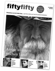 fiftyfifty Straßenmagazin – Ausgabe Juni 2014